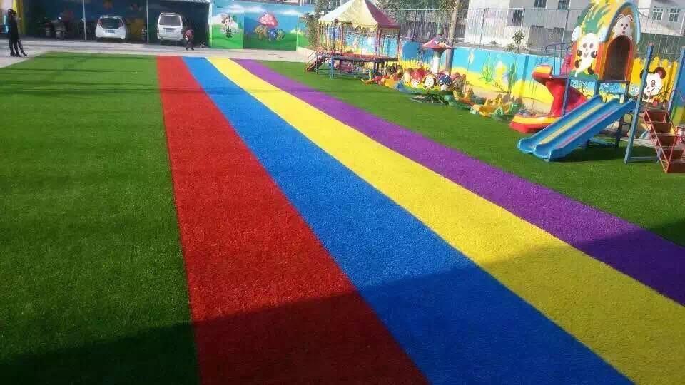 幼儿园彩虹